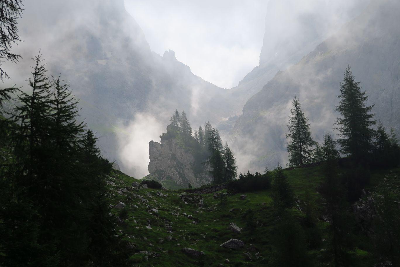 Чудеса в облаках