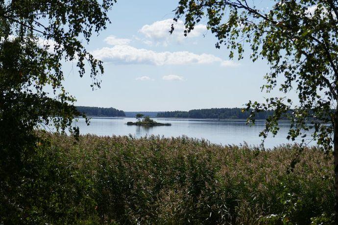 Островок у правого берега
